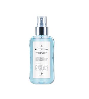 LR ochranný hydroalkoholový sprej na ruky - 125 ml